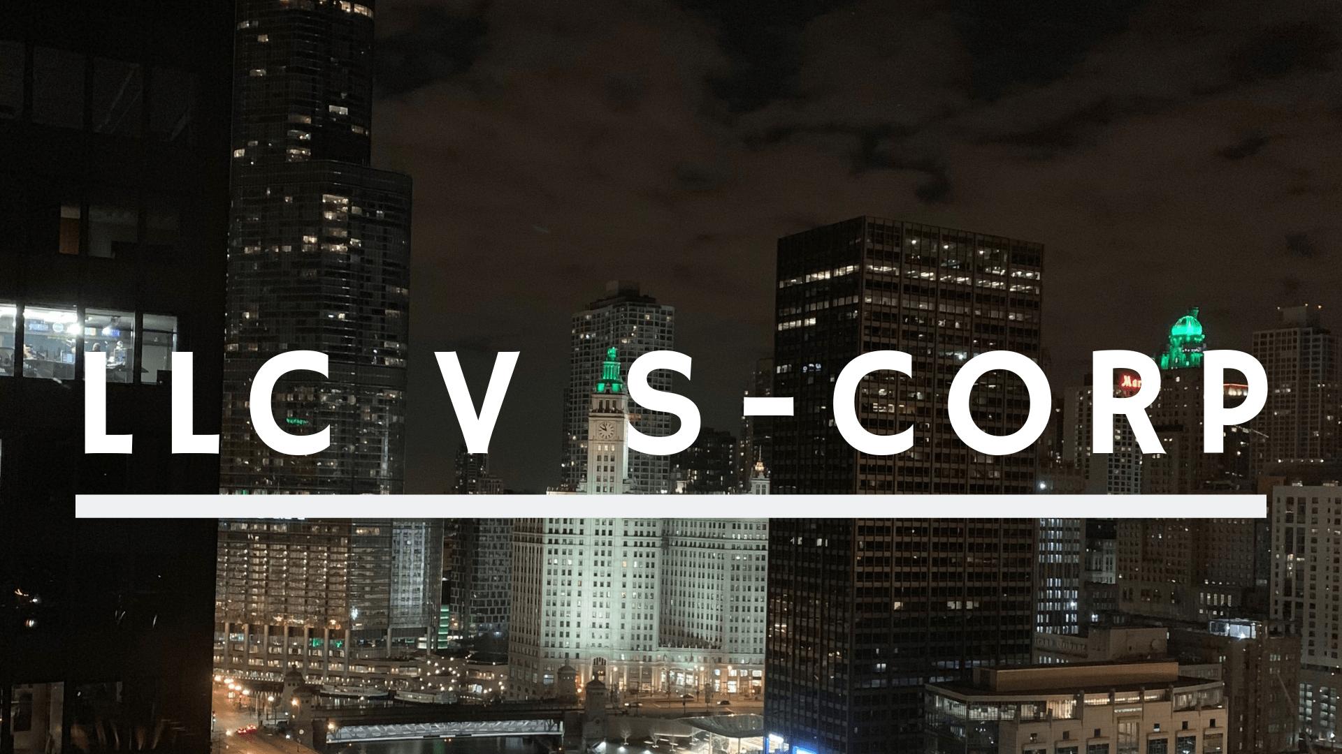 LLC V SCorp