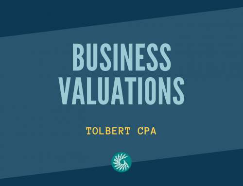 Thinking of Getting a Business Valuation?